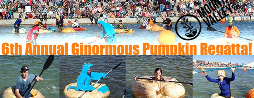Giant Pumpkin Racing