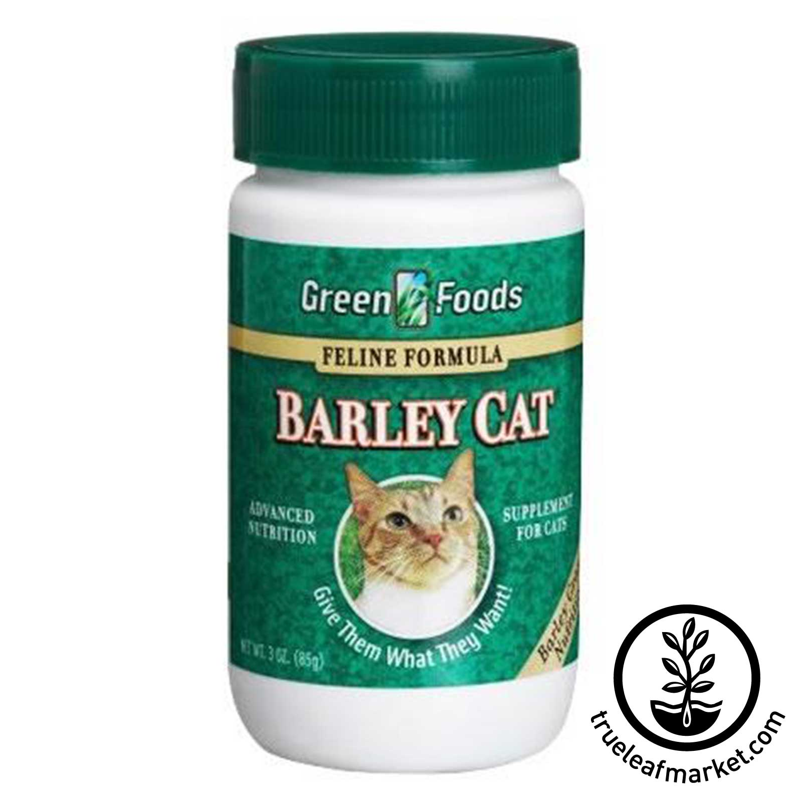 Barley Cat Supplement