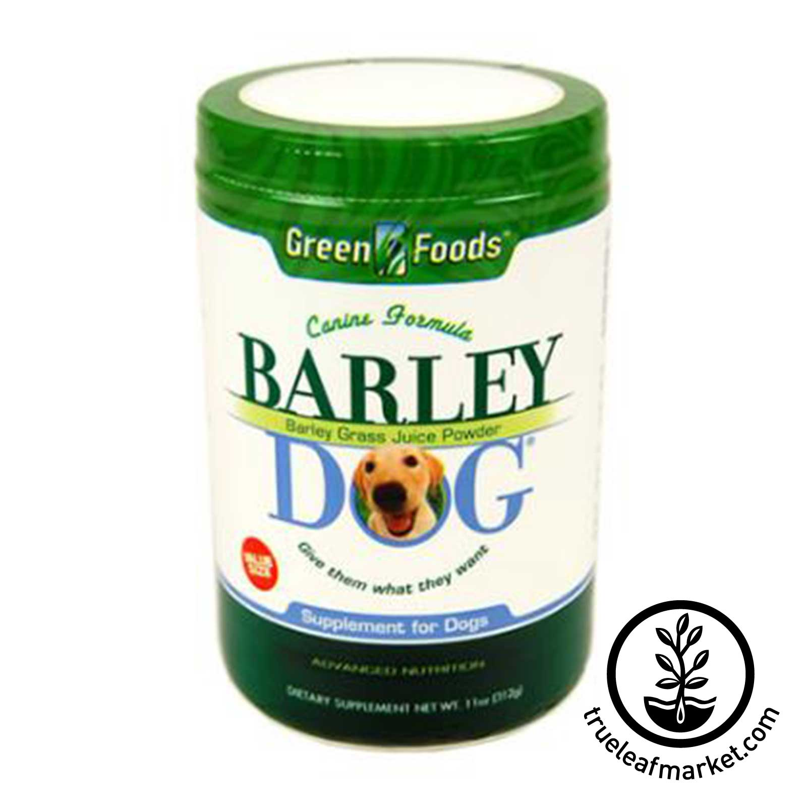 Barley Dog 11 oz.