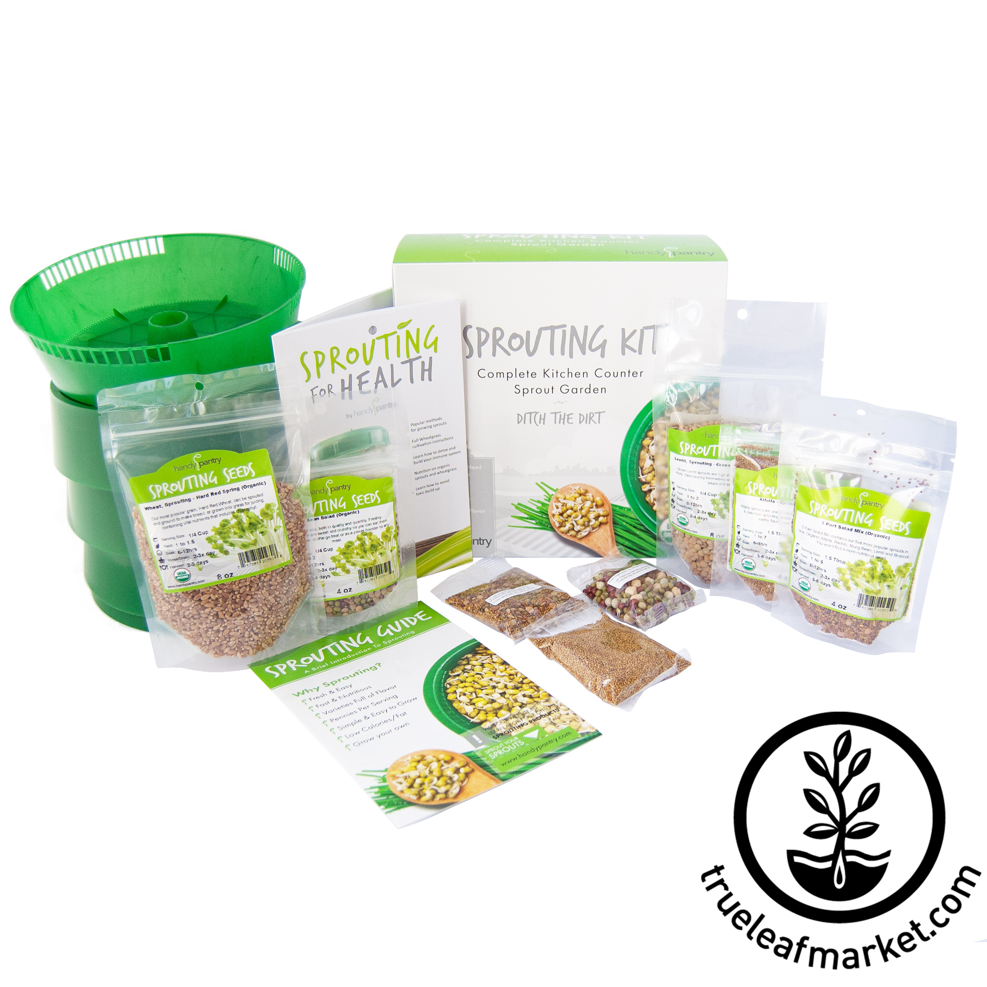 Basic Tray Sprouting Kit