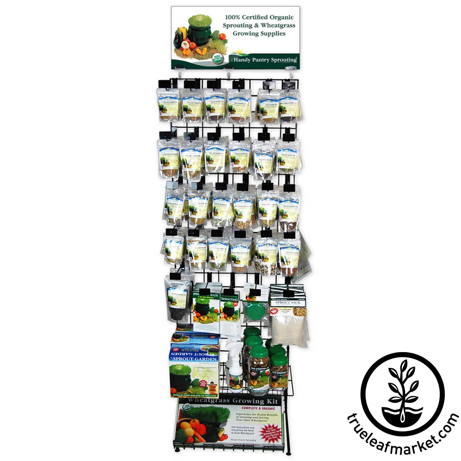 Best Seller Two Sided Display