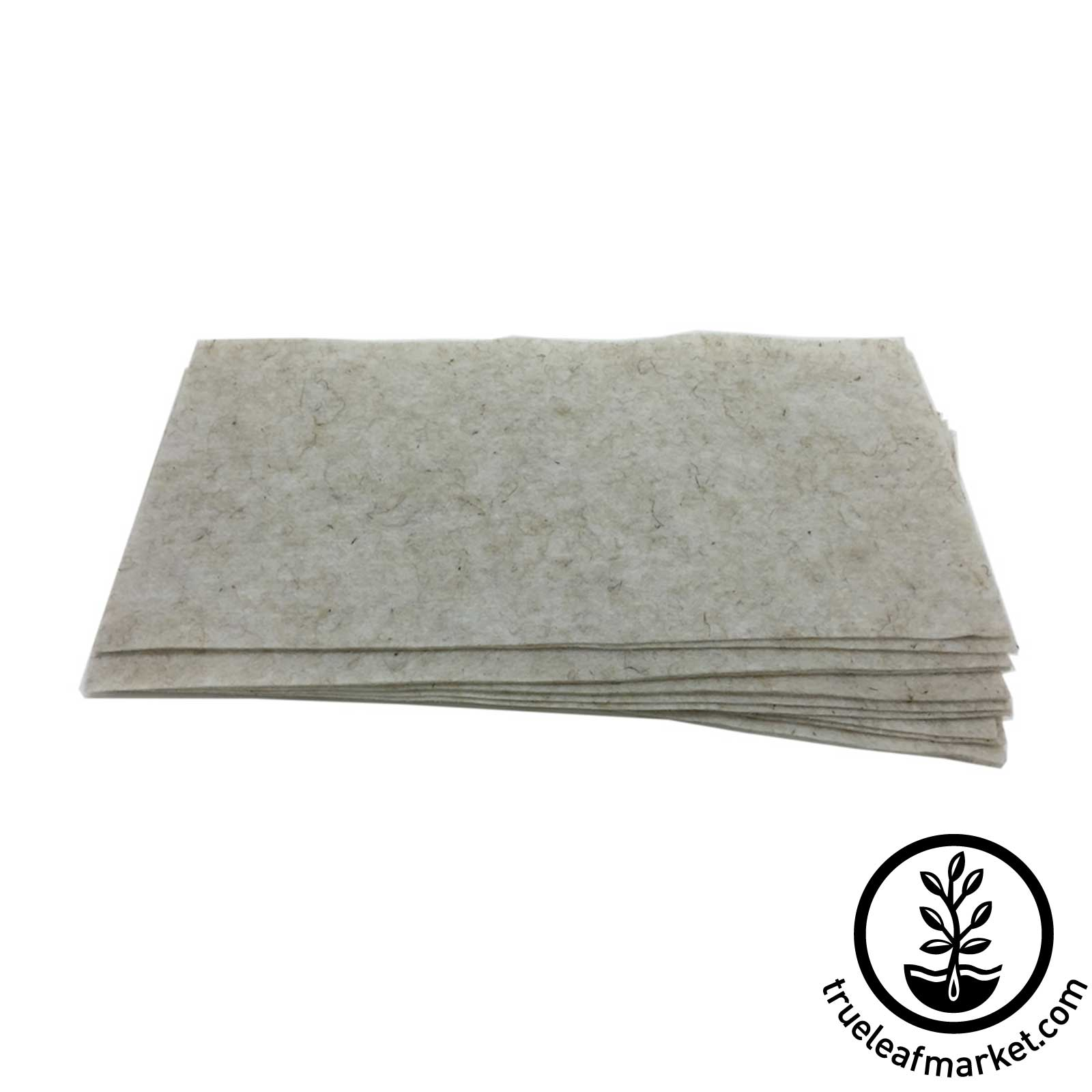 Biostrate felt hydroponic microgreens growing pads for Best growing medium for microgreens