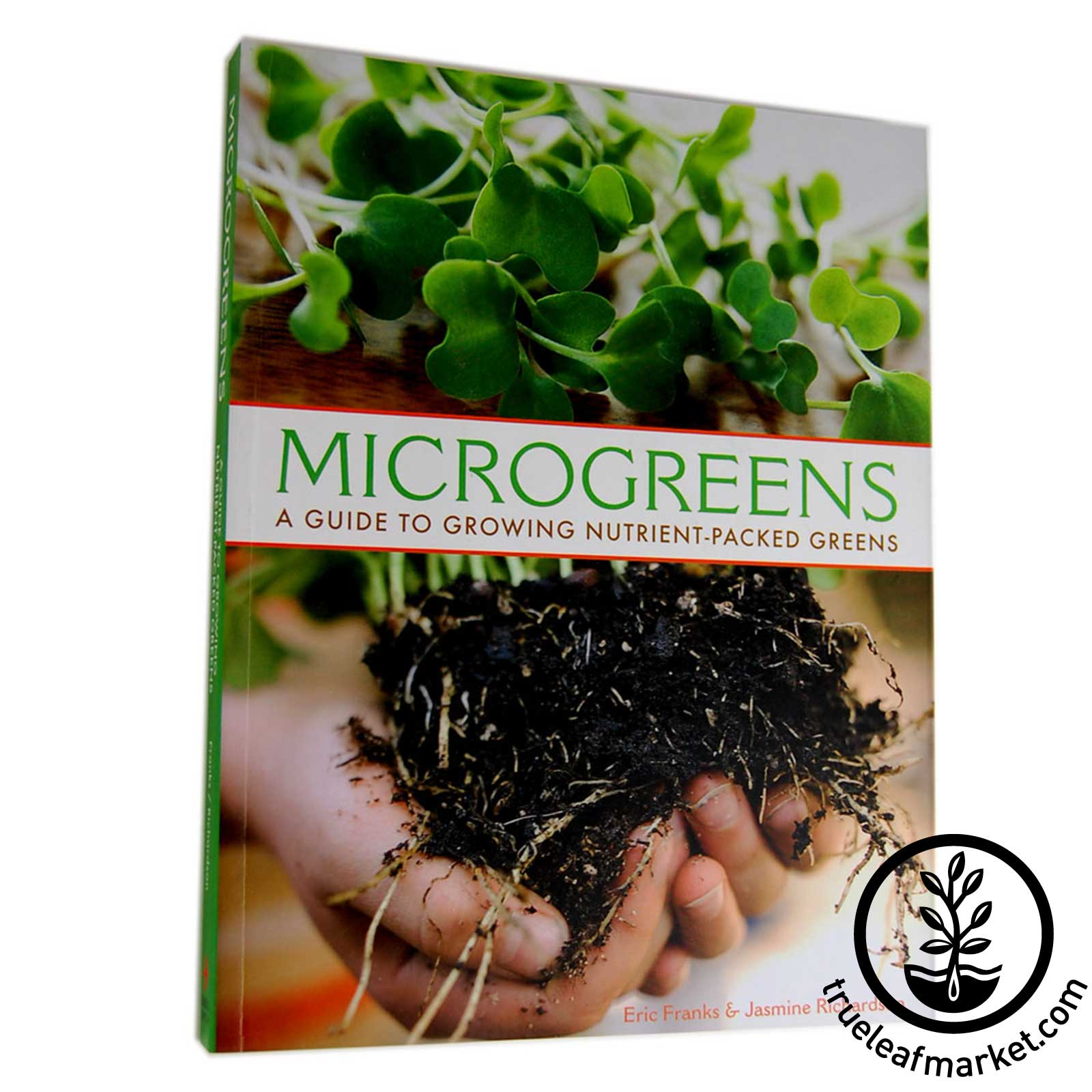 Growing Microgreens Book