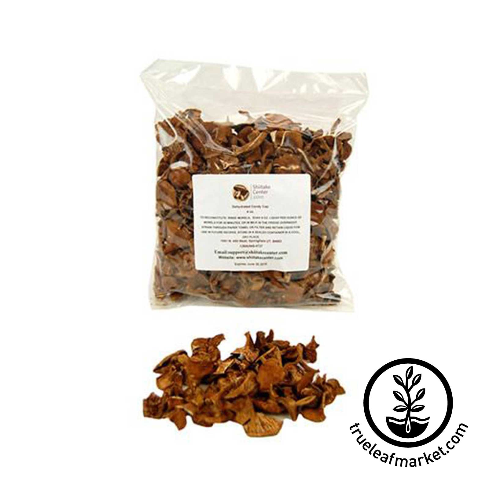 Candy Cap Mushrooms 4oz