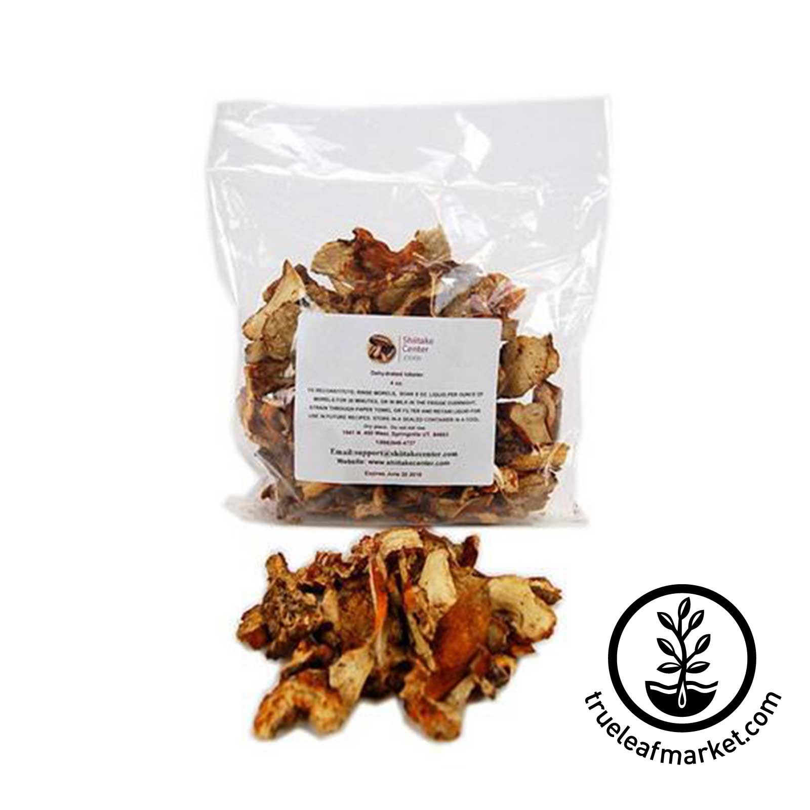 Dehydrated Lobster Mushrooms