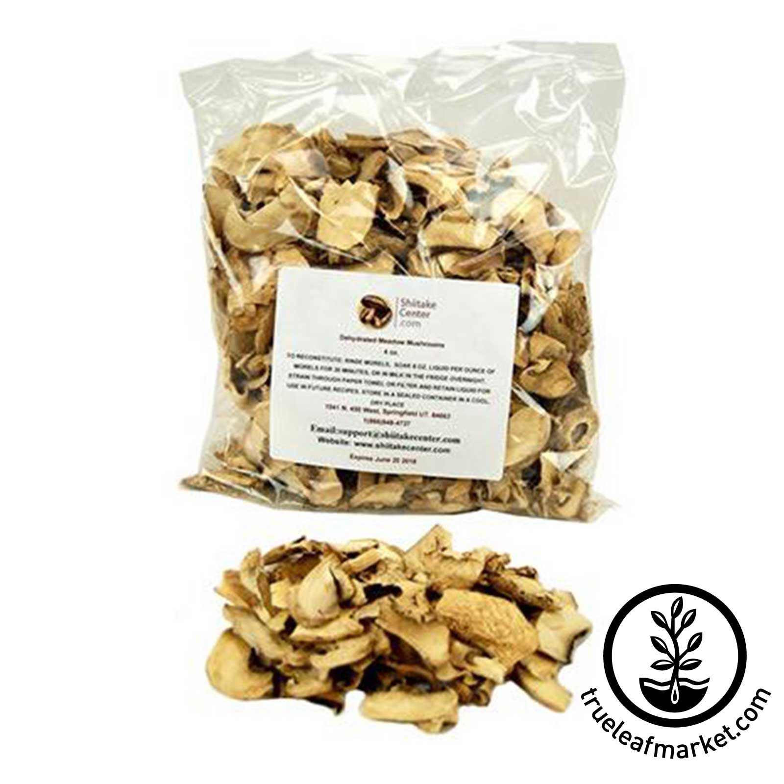 Meadow Mushrooms 4oz