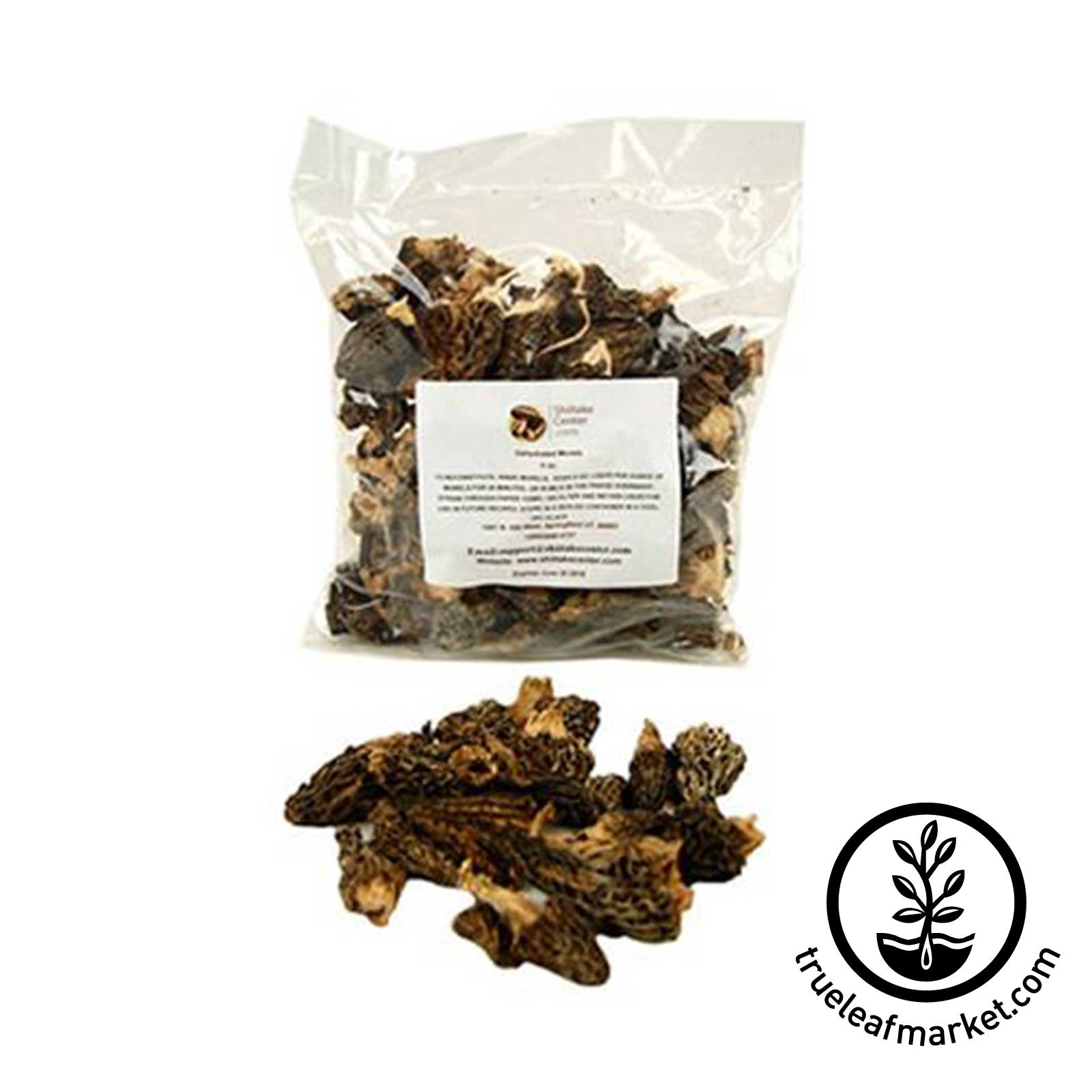Morel Mushrooms 4oz