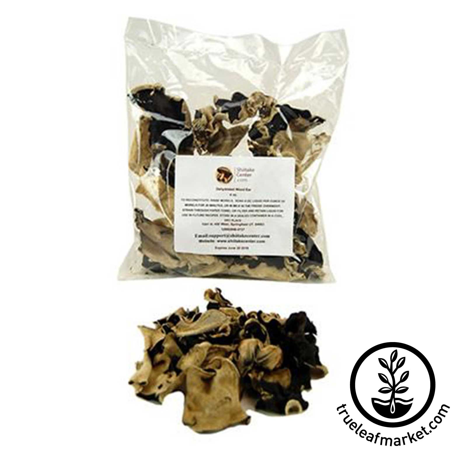 Wood Ear Mushrooms 4oz