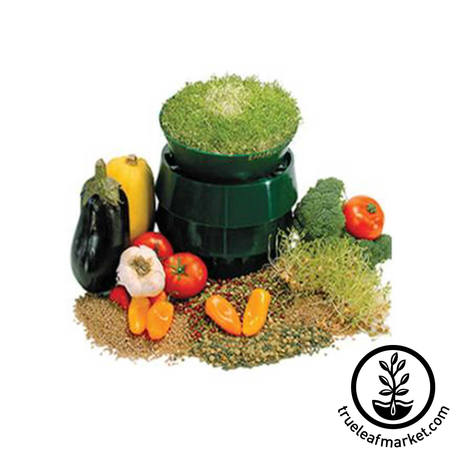 Sprout Garden Tray Sprouter In Use