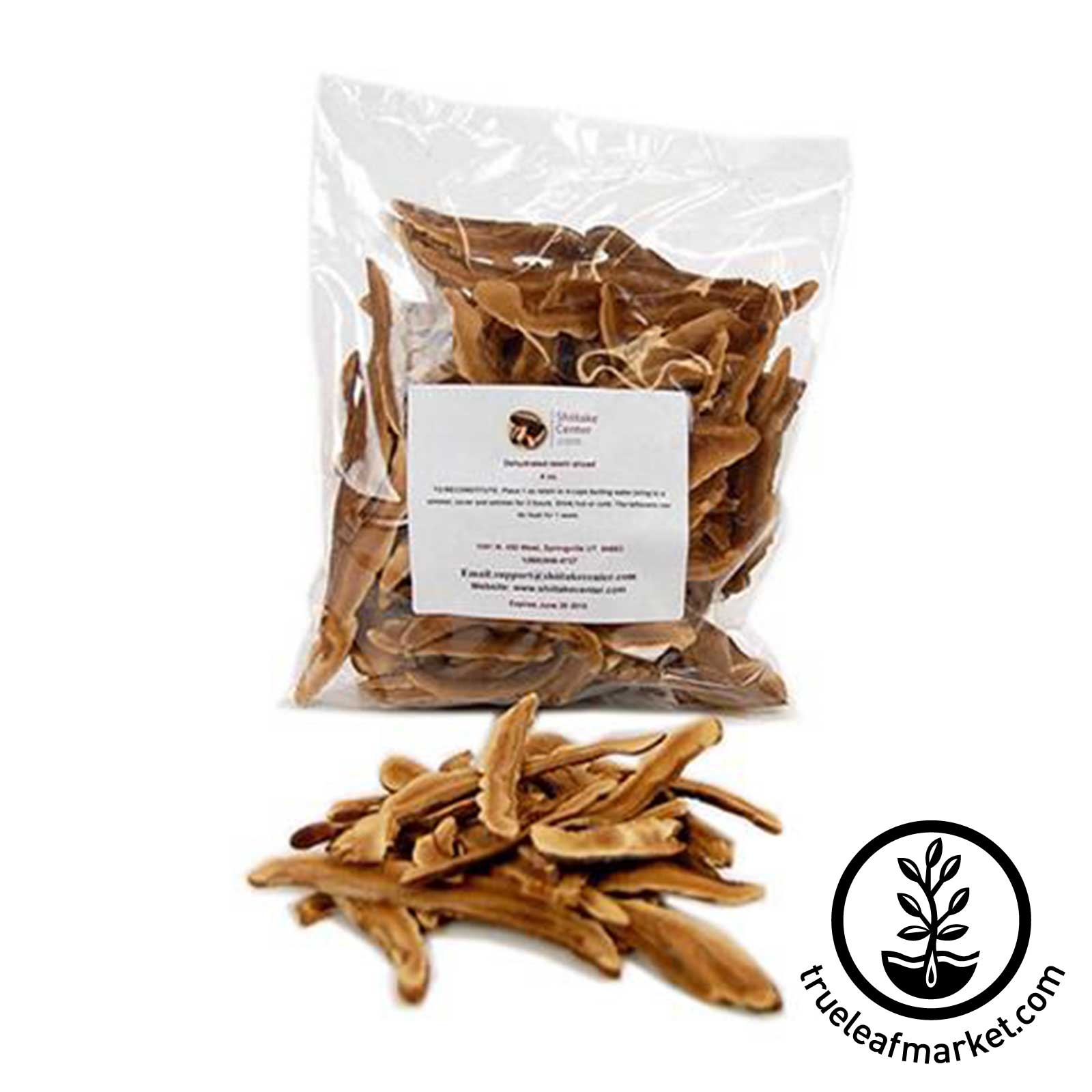 Sliced Reishi Medicinal Tea - 4oz