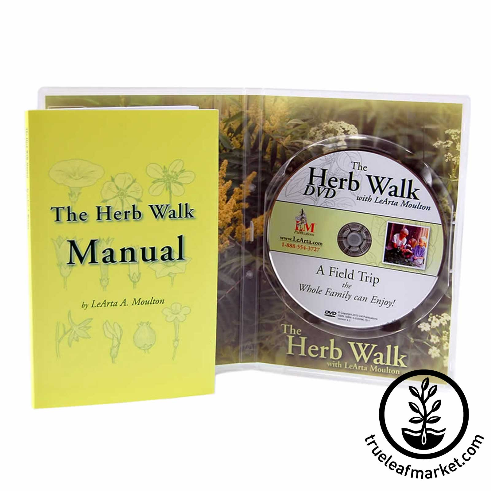 Herb Walk DVD with Booklet