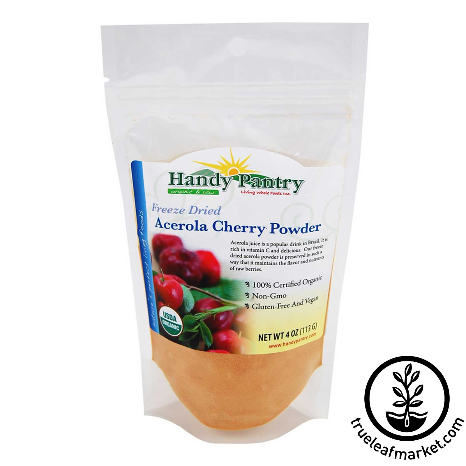 Freeze Dried Acerola Cherry Powder acerola cherry powder, organic powdered acerola cherry