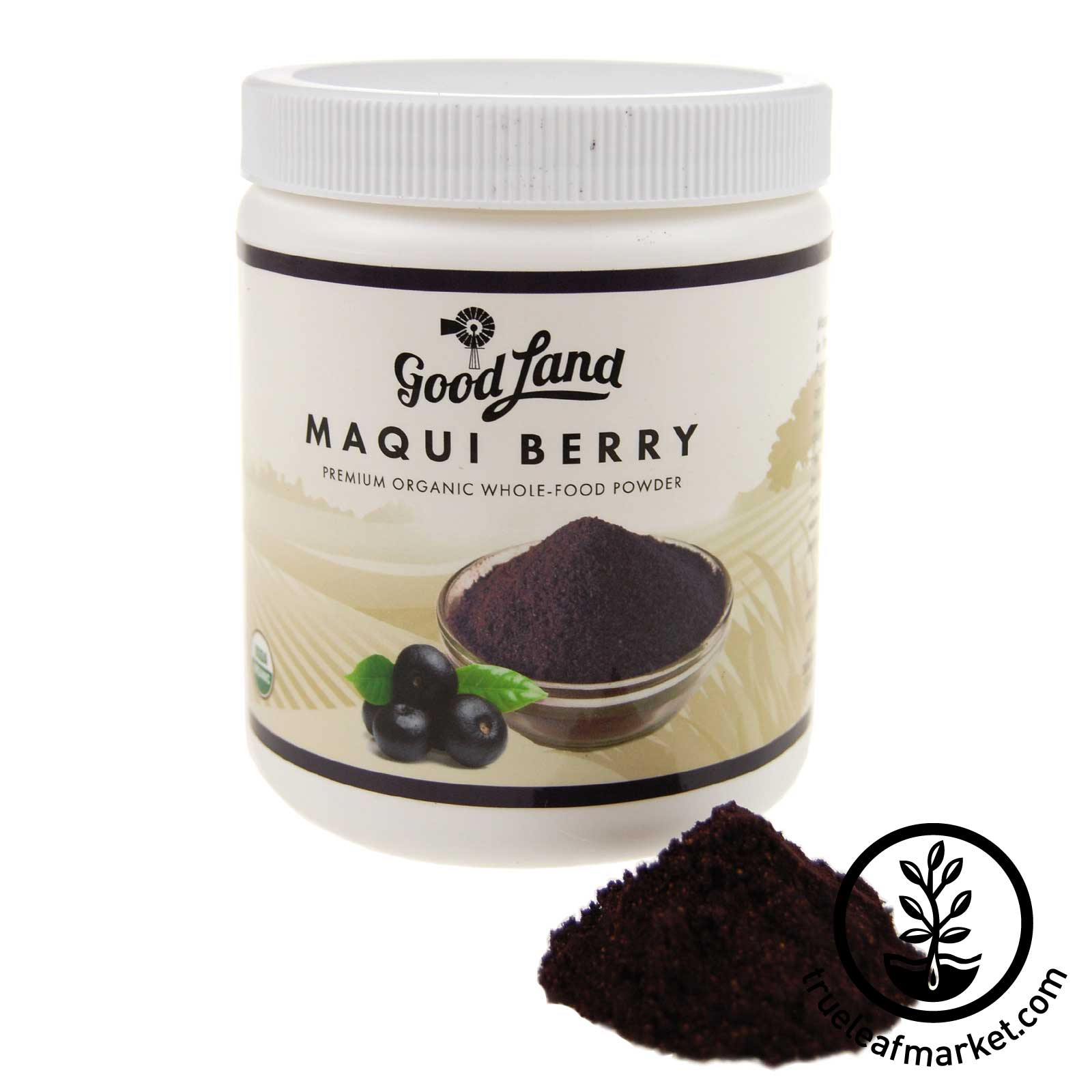 Freeze Dried Maqui Berry Powder purple maqui berry powder, organic powdered maqui