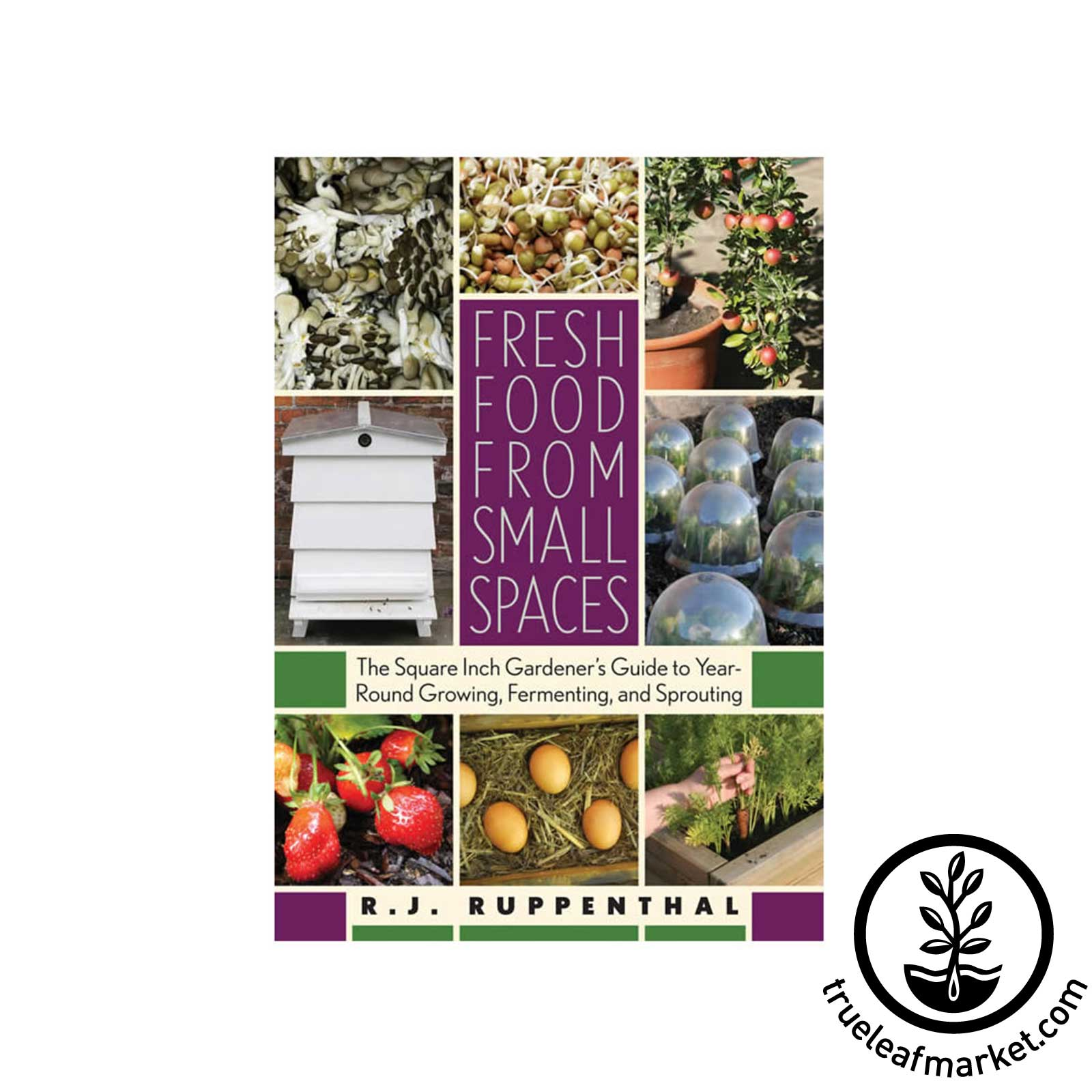 Fresh Food From Small Spaces Book
