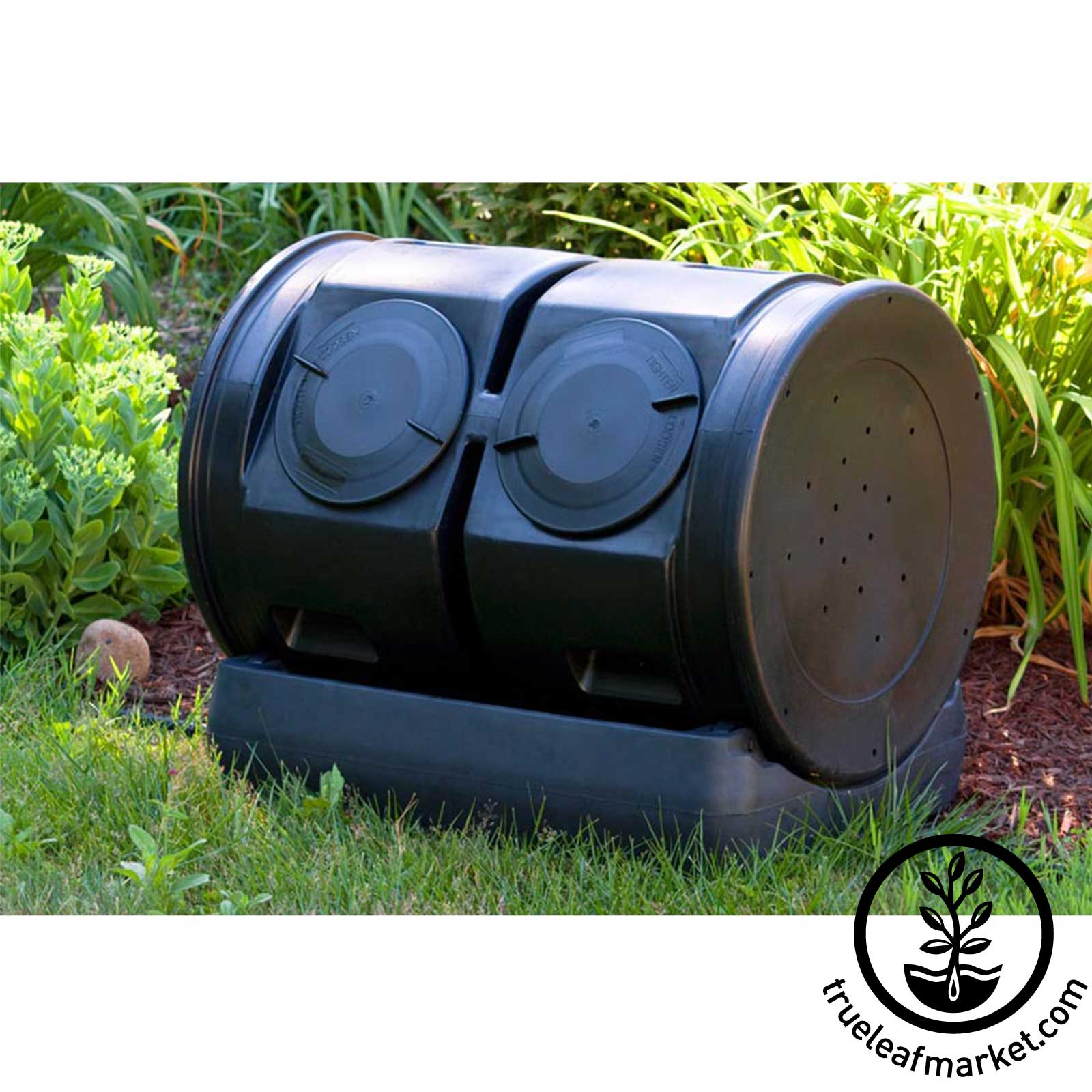 Good Ideas Composter: Compost Wizard Dueling Tumbler good ideas, compost bin, composter, compost tumbler, wizard, dueling