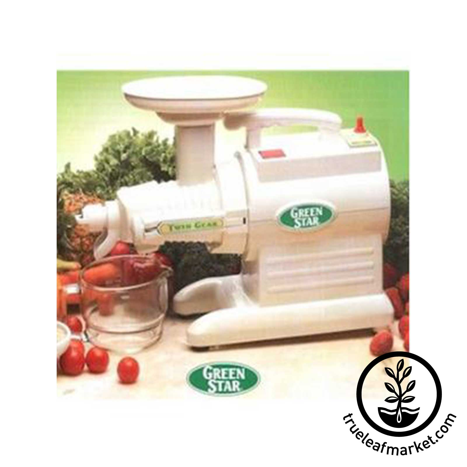 Green Star GS-3000 Juicer by Tribest