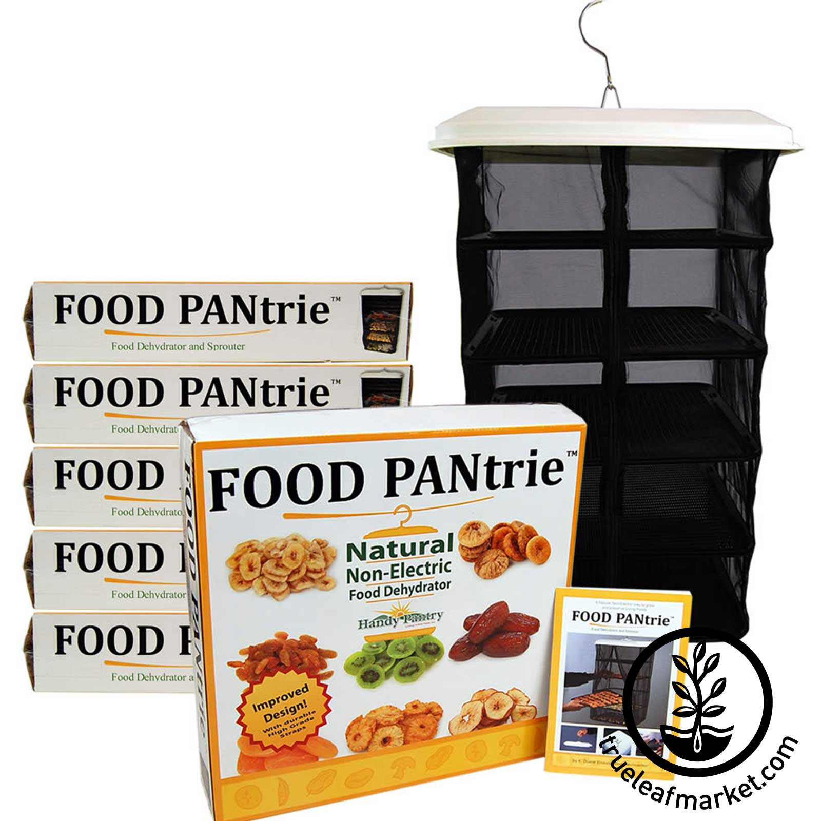 Hanging Food Pantrie: Solar Food Dehydrator