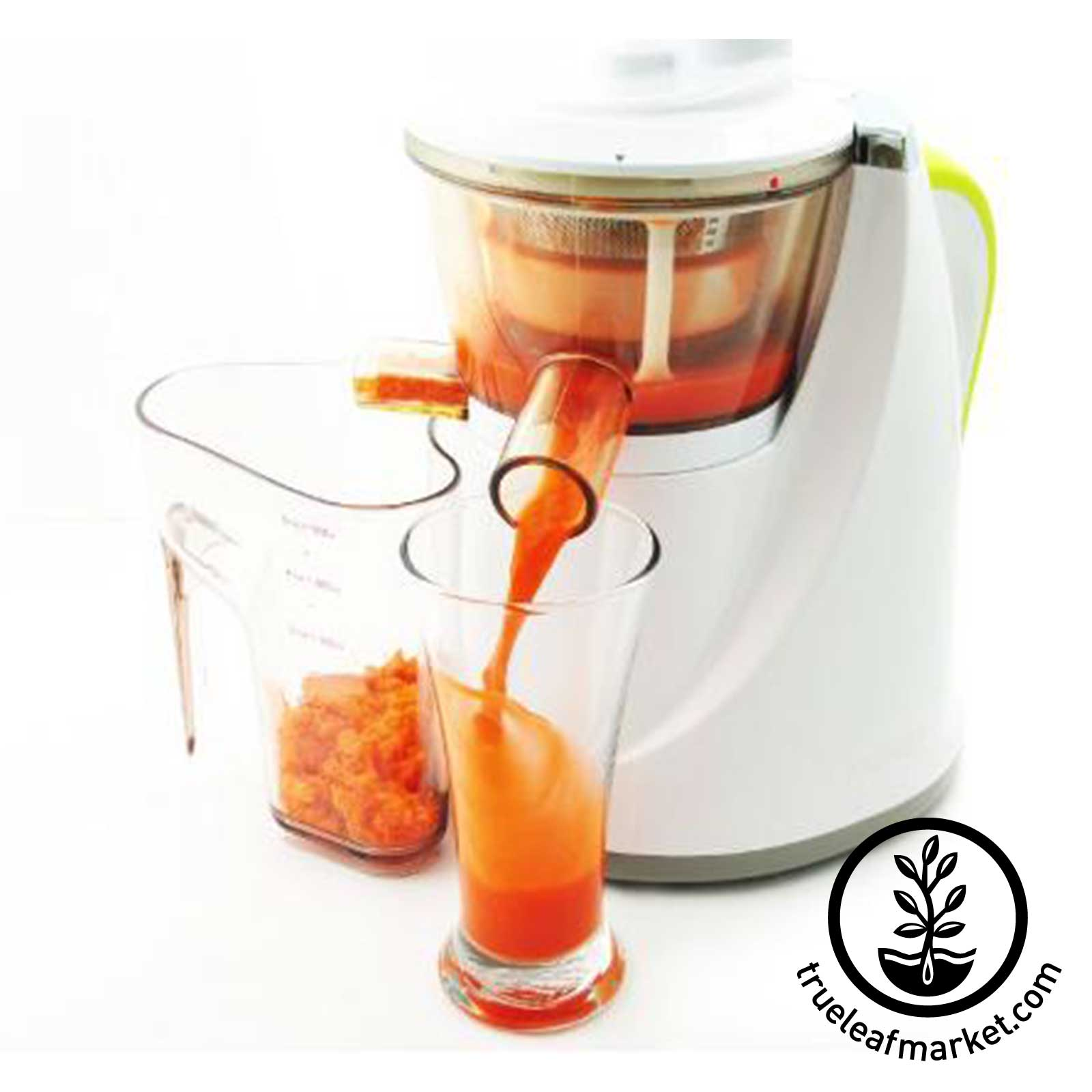 Hurom Juicer: Carrots? Check.