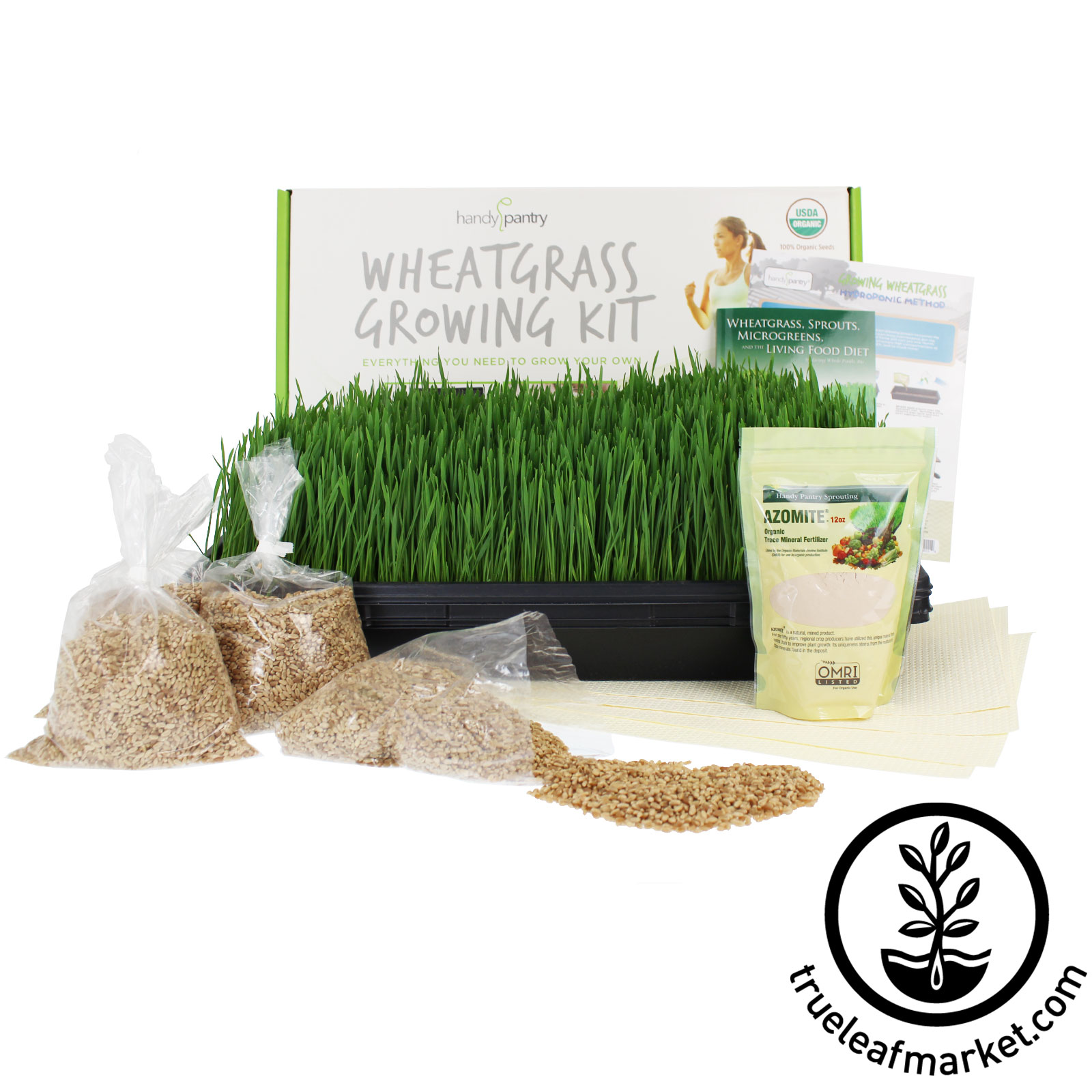 Micro-Mat Hydroponic Wheat grass kit