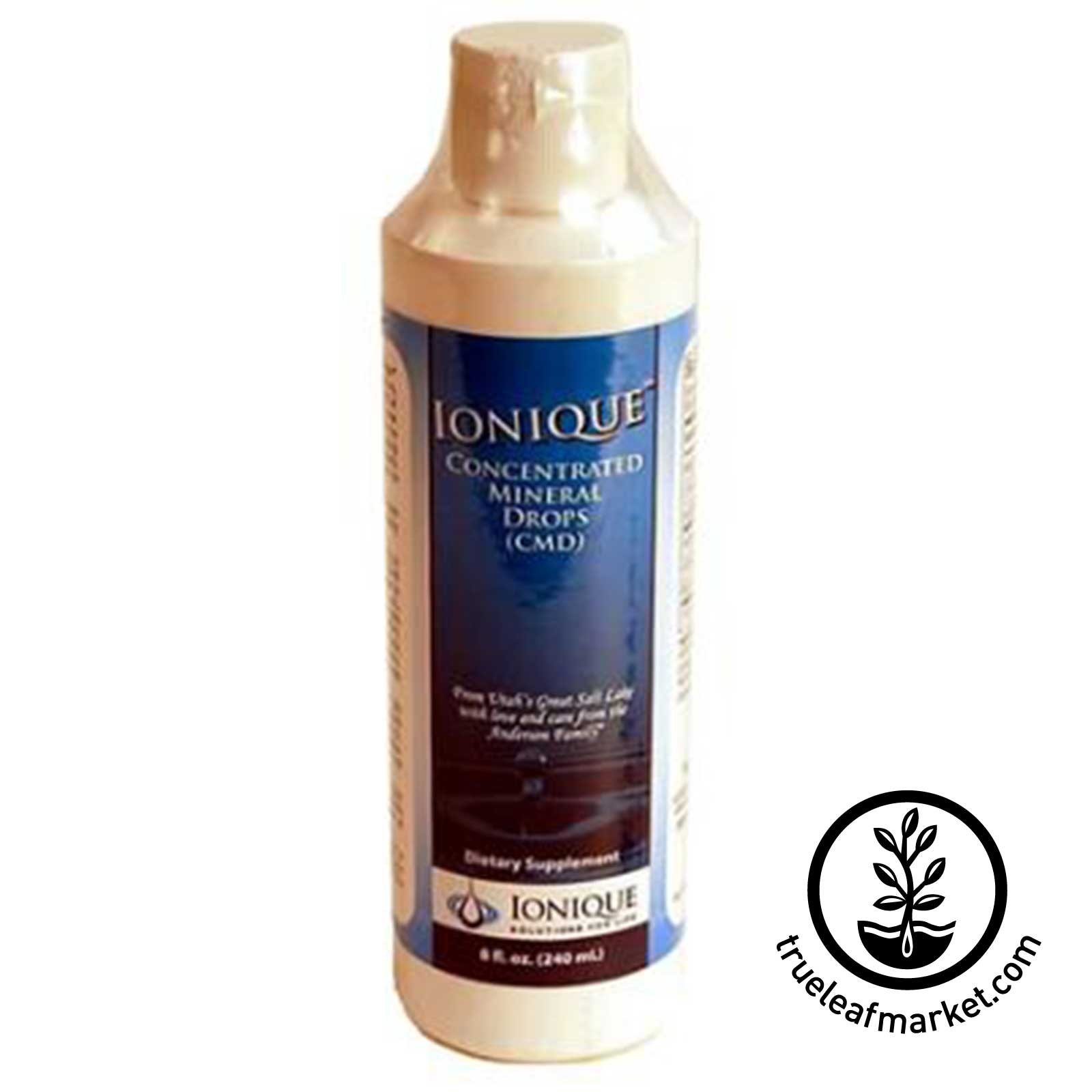 Ionique Concentrated Mineral Drops & Liquid Fertilizer