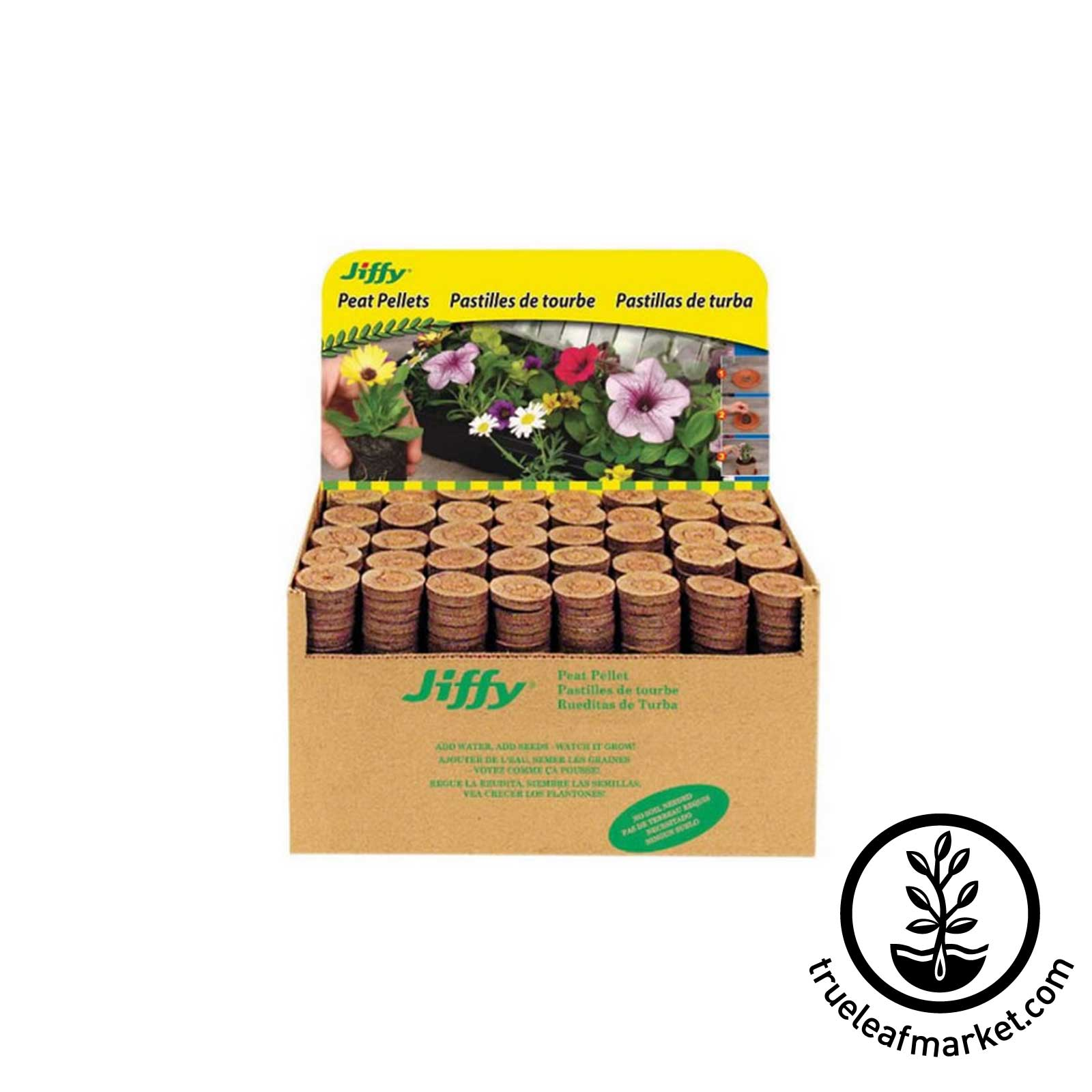 jiffy pellets for growing