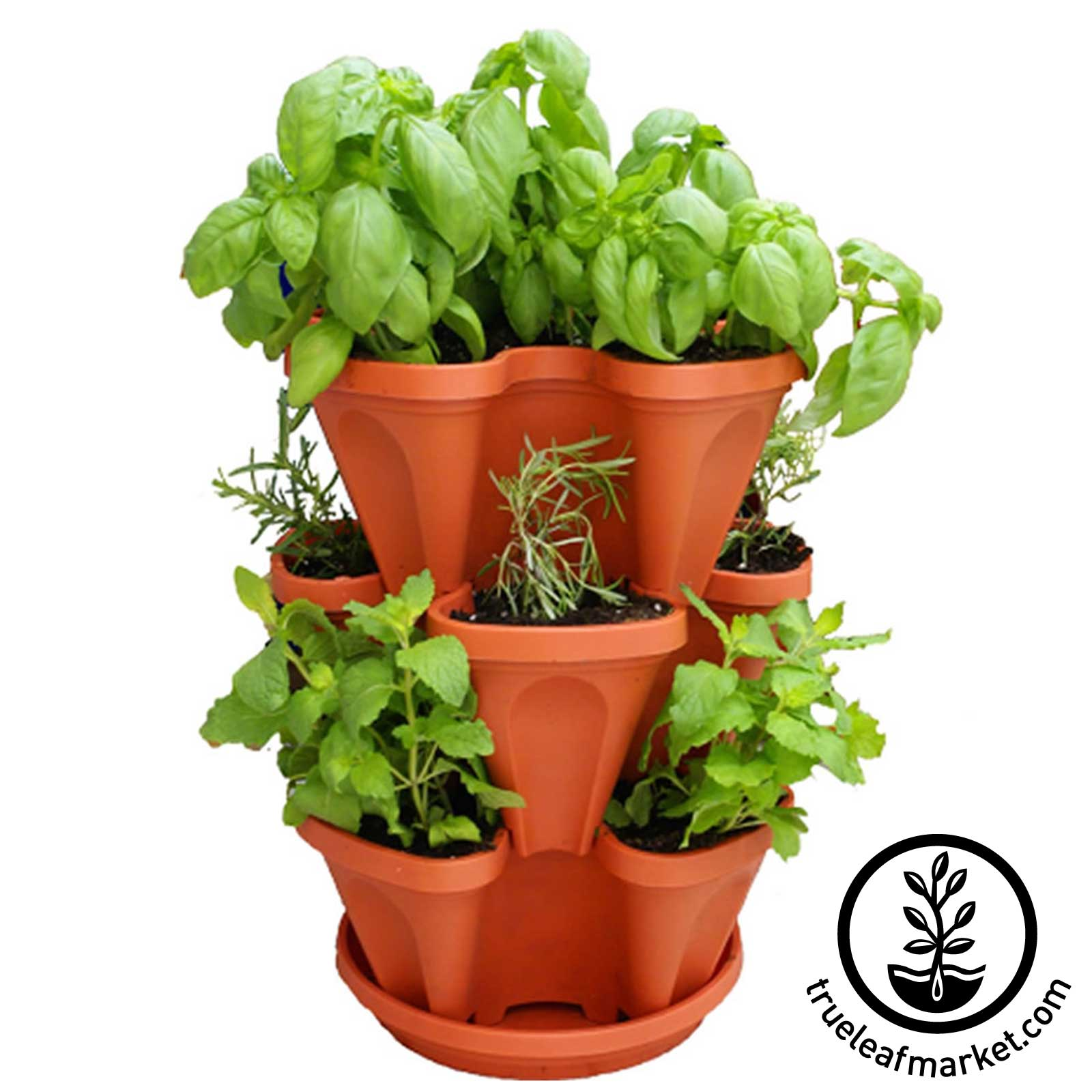 Mini Garden Stacker - Hanging Garden Pot