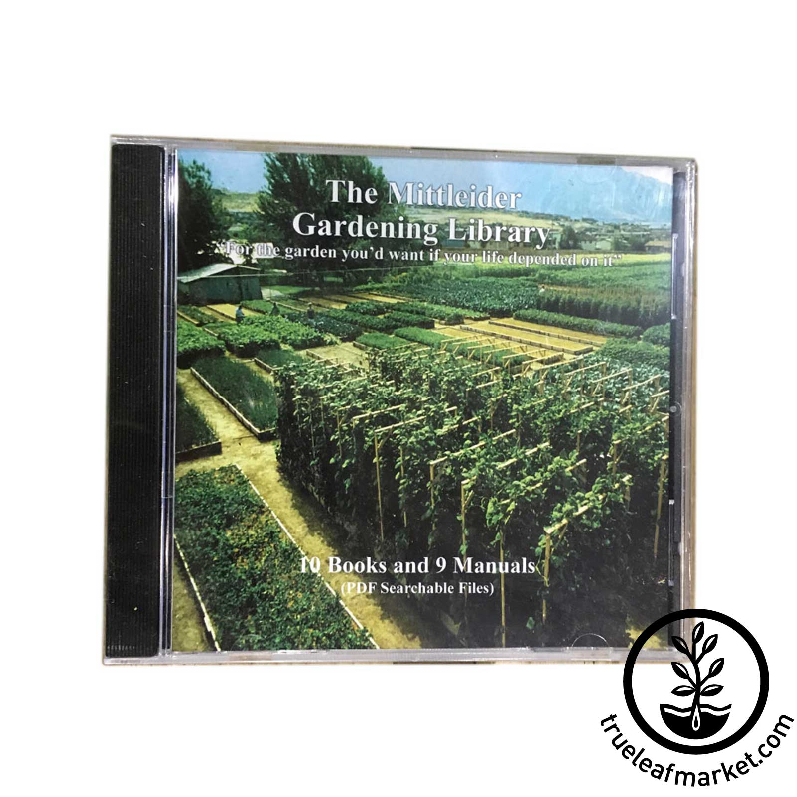 CD: The Mittleider Gardening Library