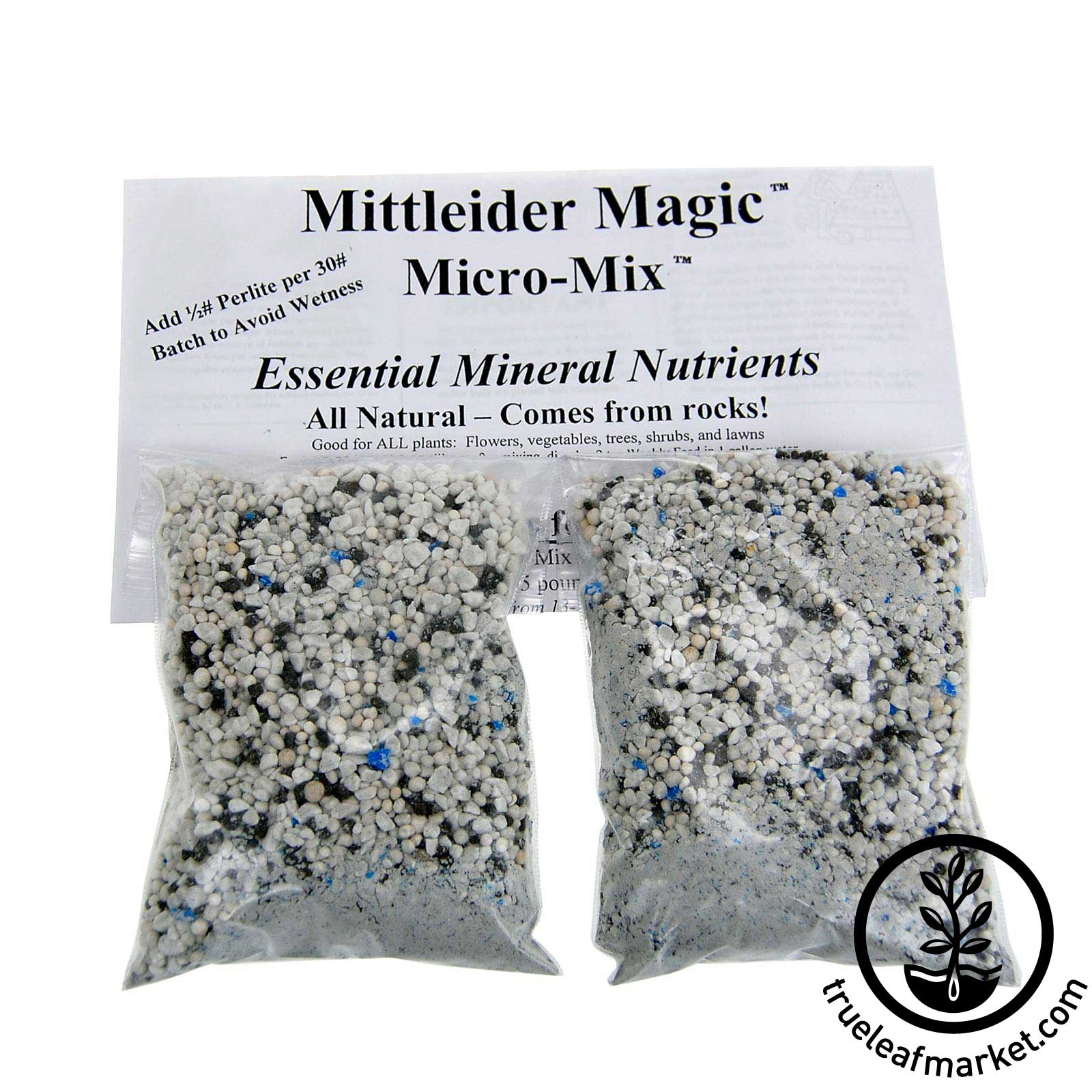 Mittleider Magic Micro-Nutrient Mix