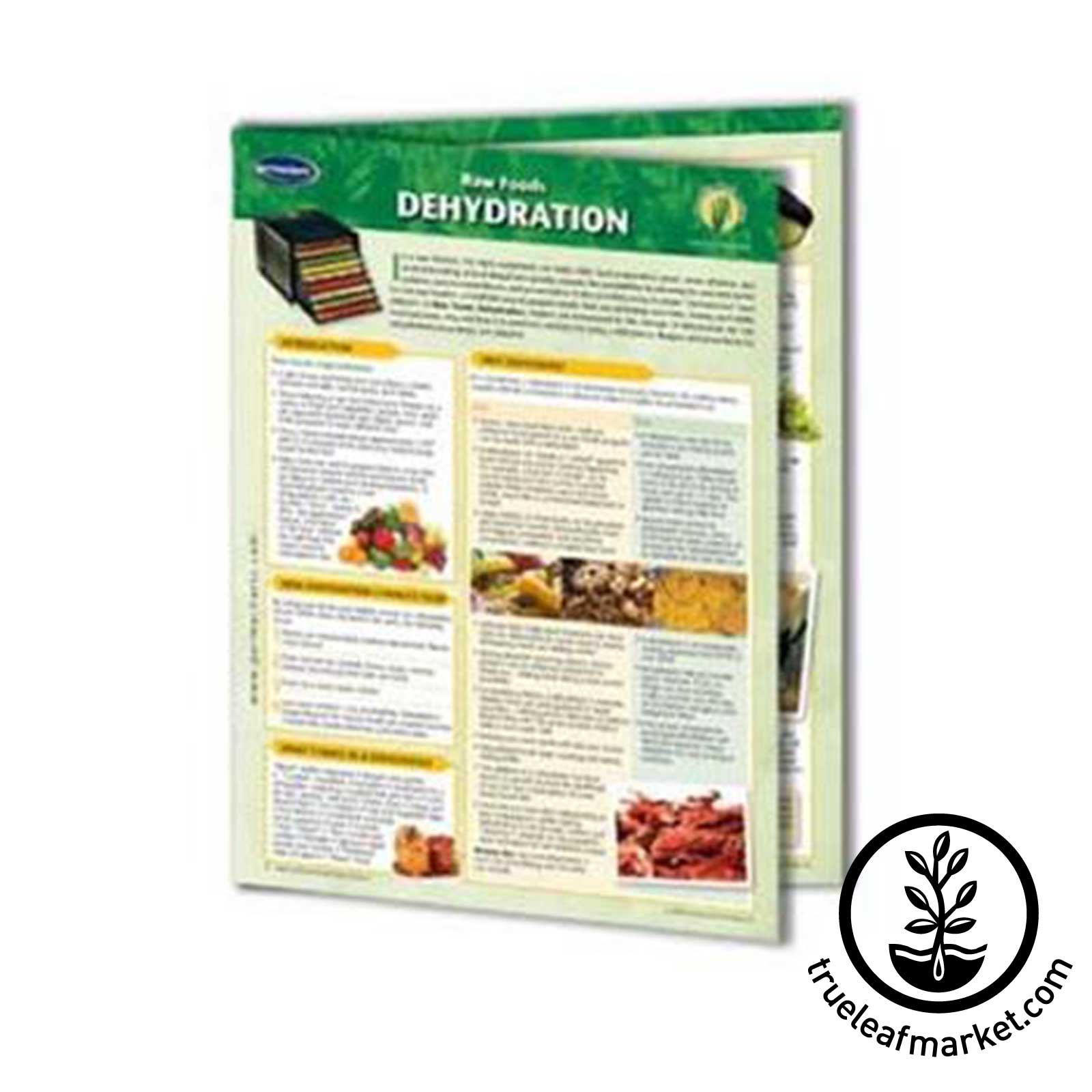 Permachart Raw Food Reference