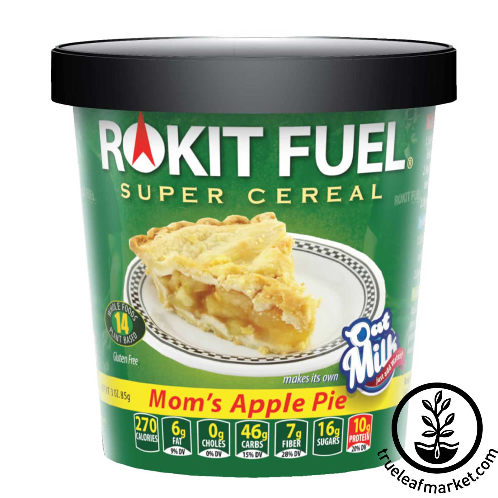 Moms Apple Pie Super Cereal Cup