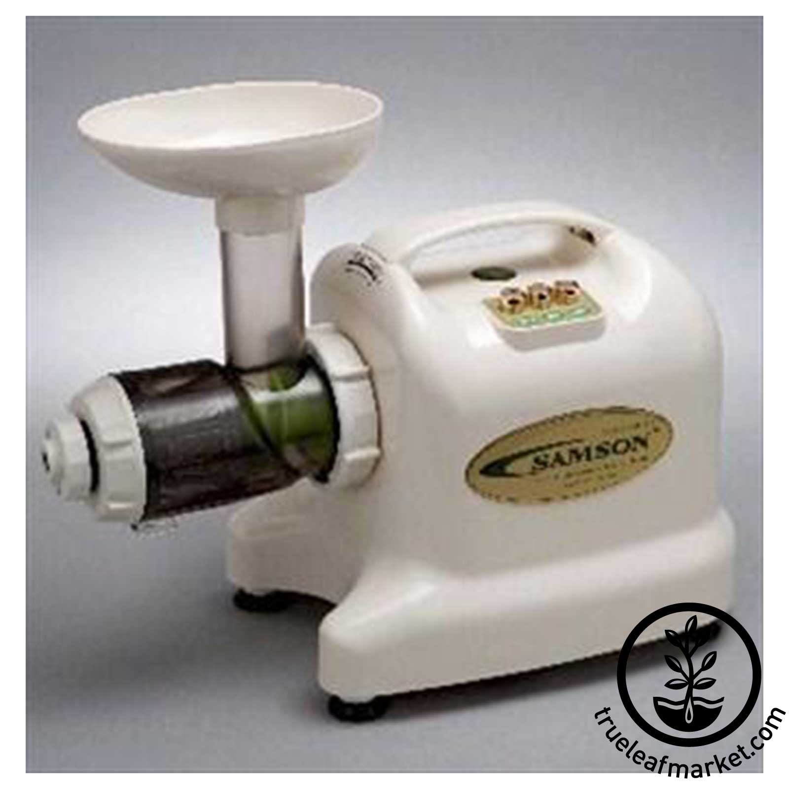 Samson 6 in 1 Juicer:  Ivory - GB9001