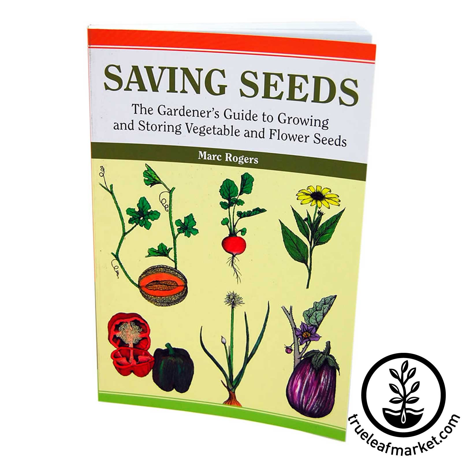 Seeds Saving Book