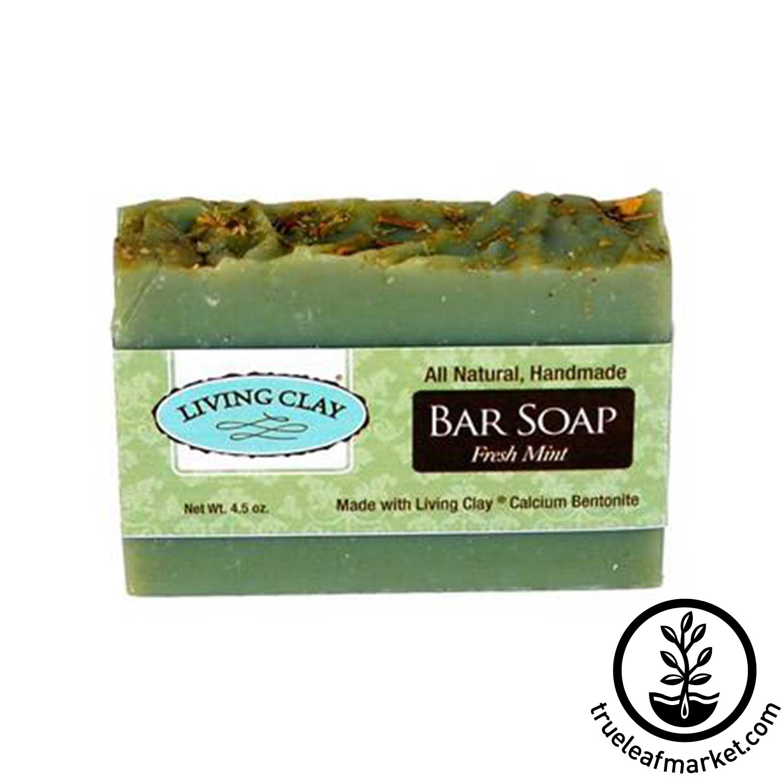 Soap - Fresh Mint & Bentonite Clay Soap Bar
