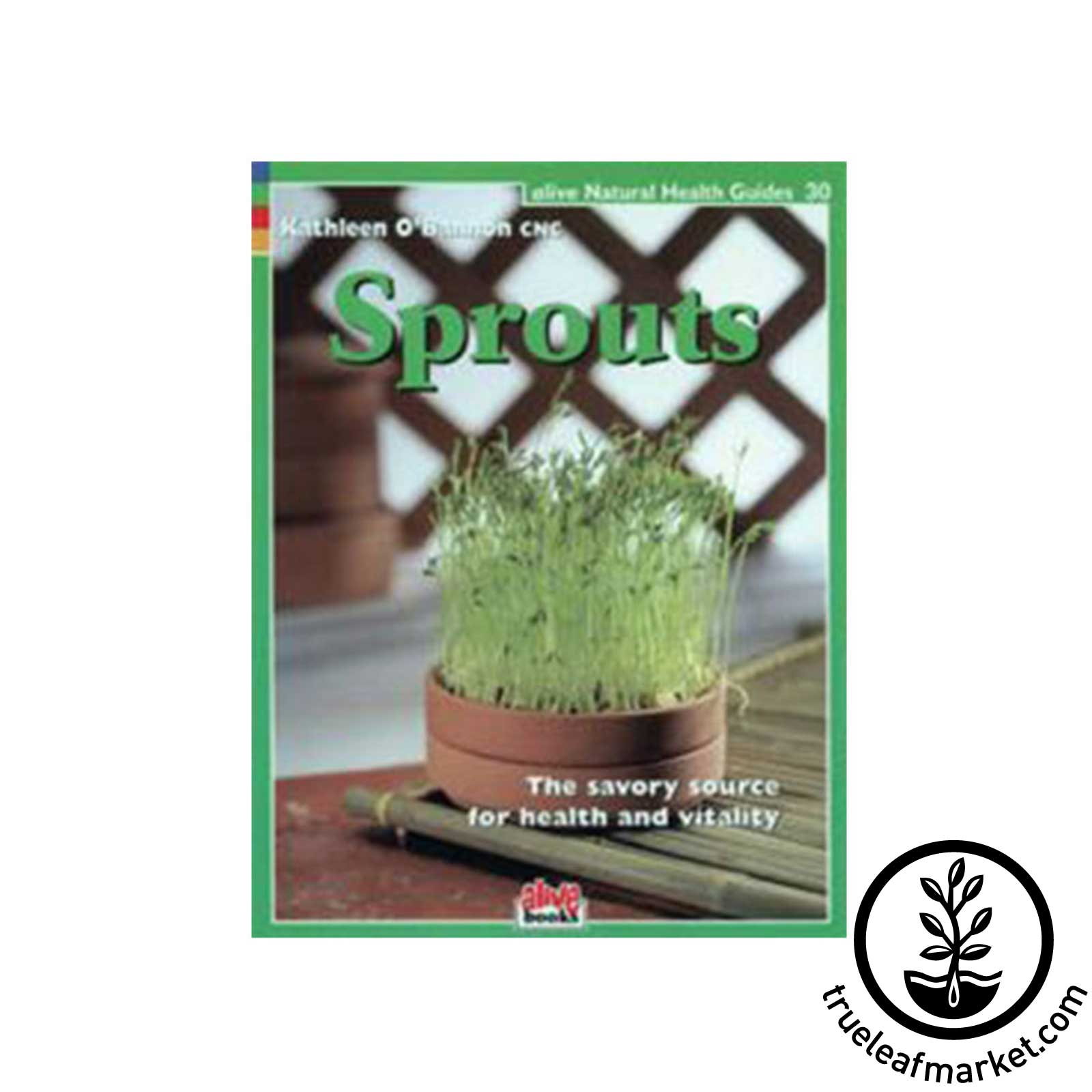Sprouts (Natural Health Guide Book)