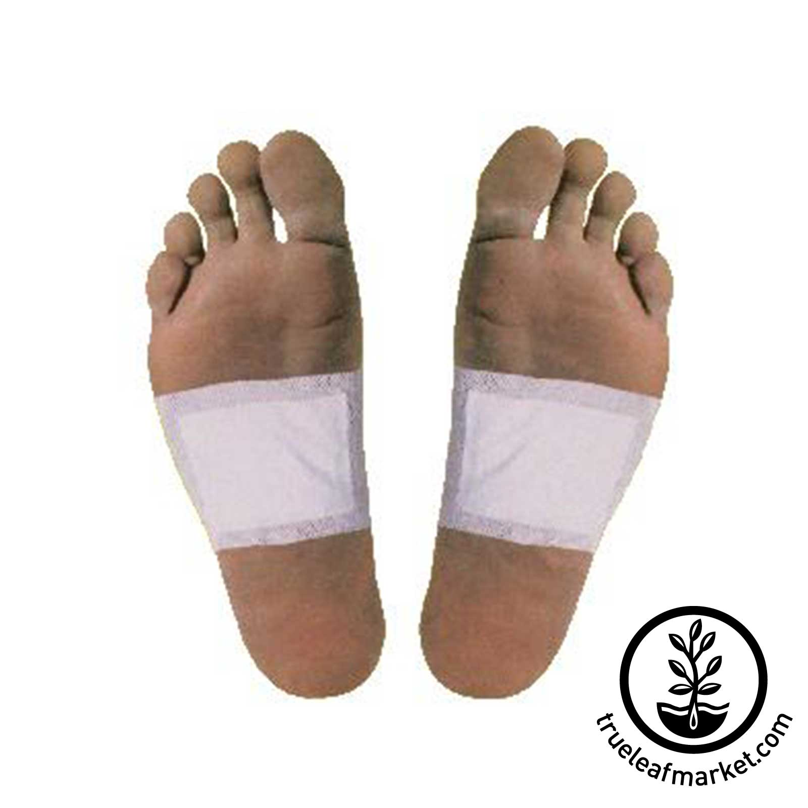 Takara Foot Patches In Use