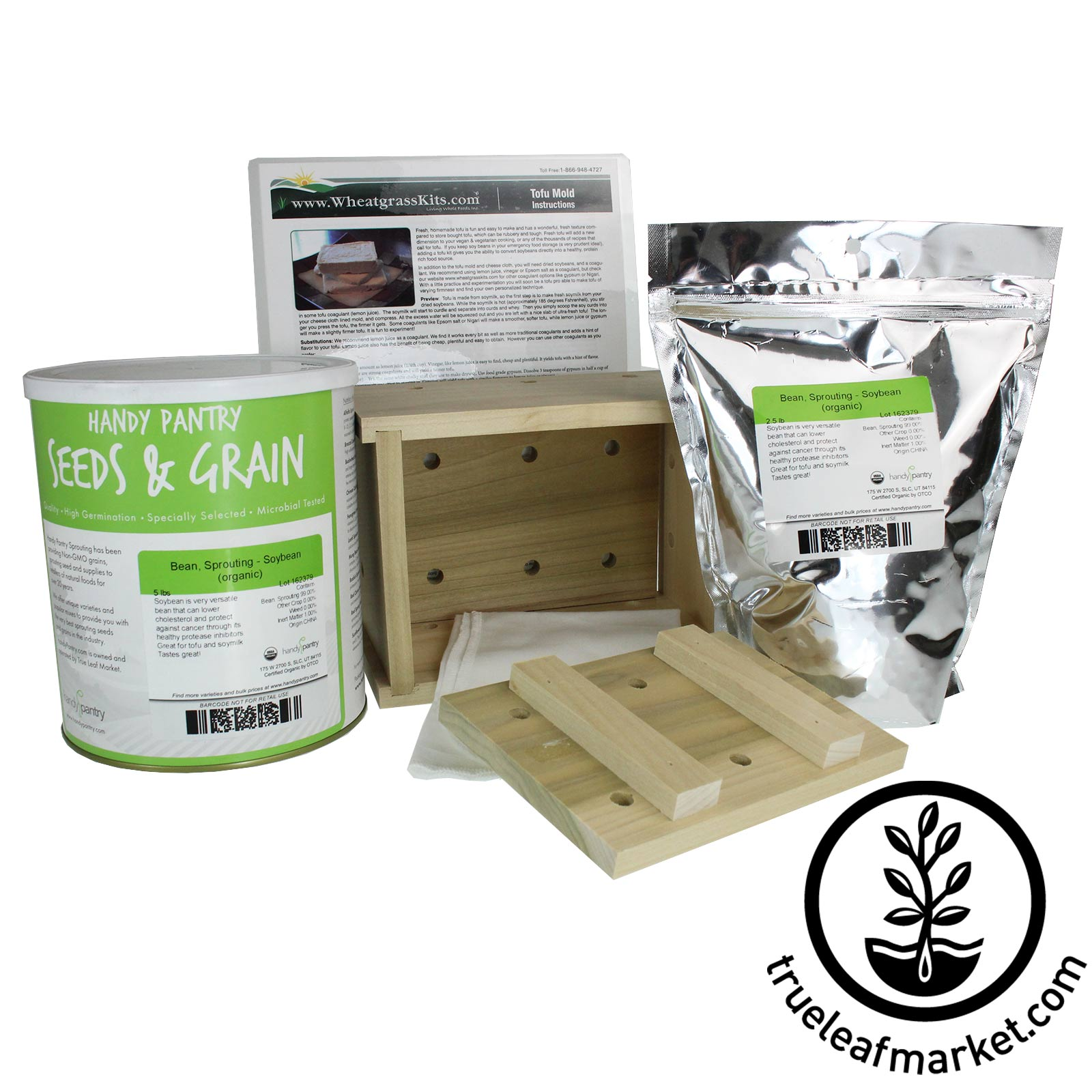 Basic Tofu Making Kit