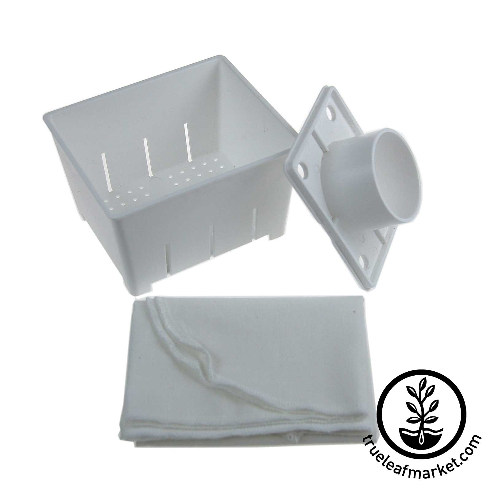 Tofu Mold - Medium Plastic Press