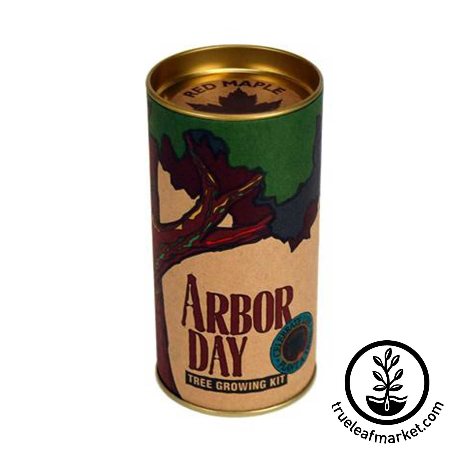 Red Maple Arbor Day Tree Kit