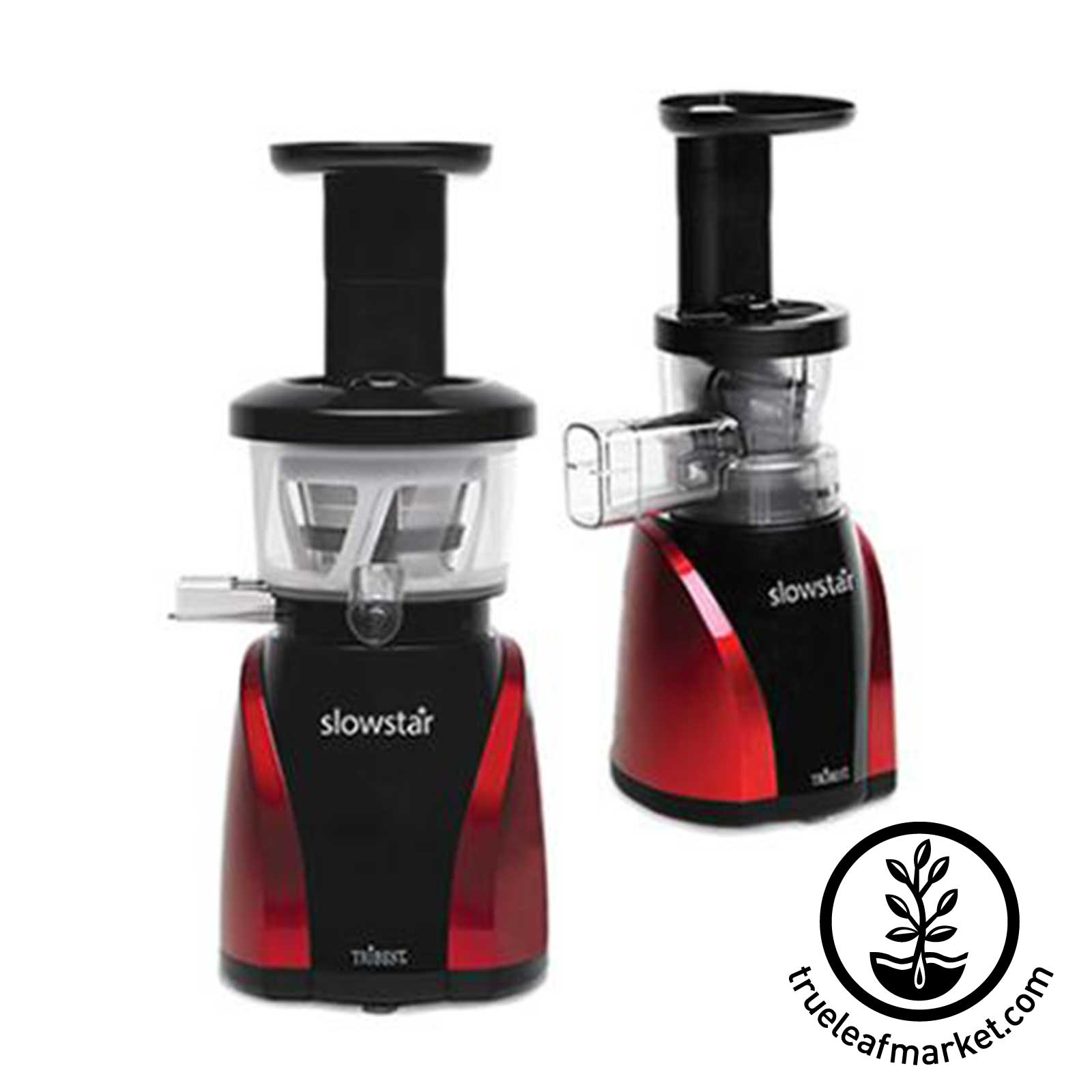 Slowstar Masticating Juicer : Tribest Masticating vertical Slow Juicer Model SW-2000