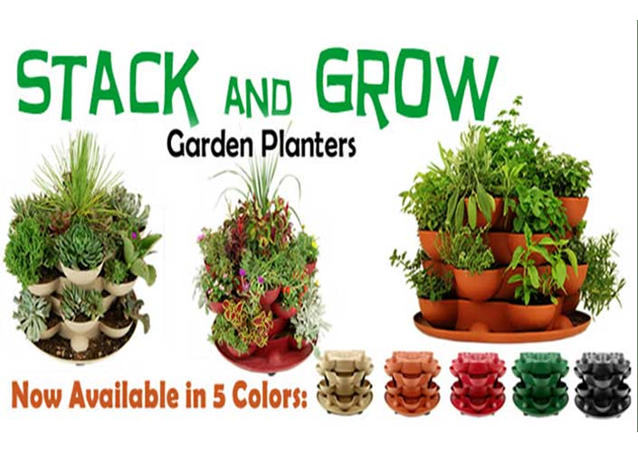Stack and Grow Plus Culinary Herb Kit